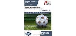 Sport, exercice et...COVID-19
